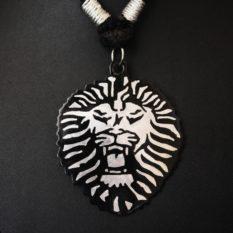 Bidri Lion Pendent Online - GiTAGGED 2