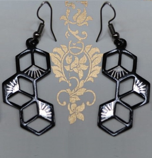 BIDRIWARE SYMETRIC Earrings