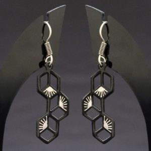 Silver Earrings - GiTAGGED 1