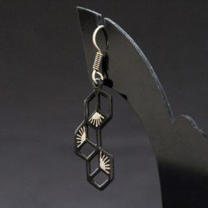 Silver Earrings - GiTAGGED 2