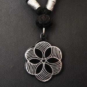 Bidriware Silver Necklace 2