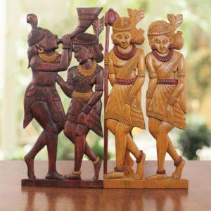 Bastar Wooden Artwork (1)
