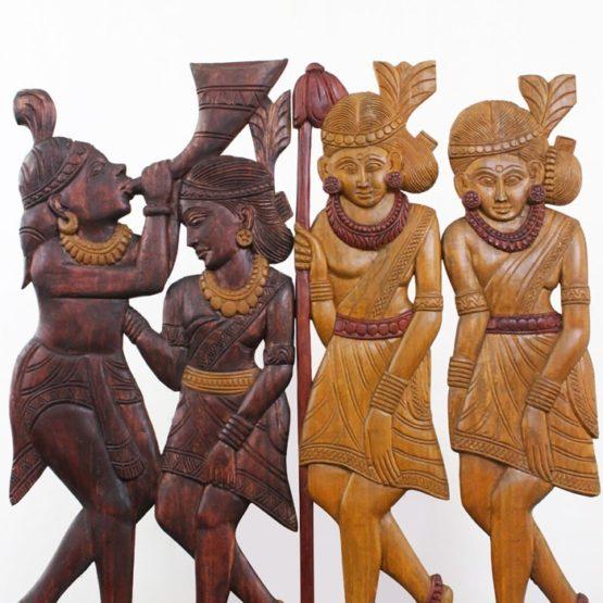 Bastar Wooden Artwork (4)