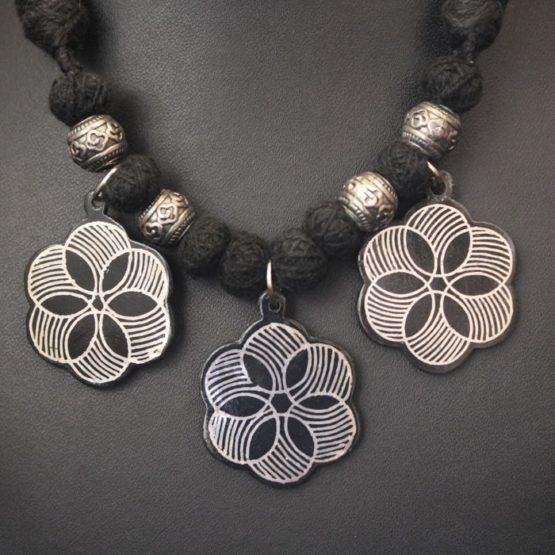 Bidri Work Necklace Online 2