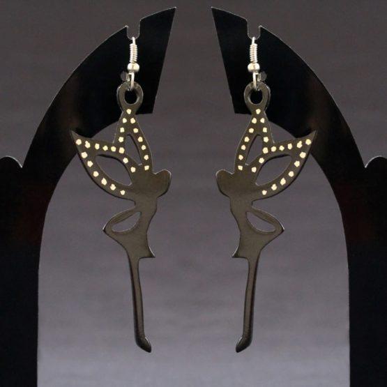 Bidriware Earrings Online 1