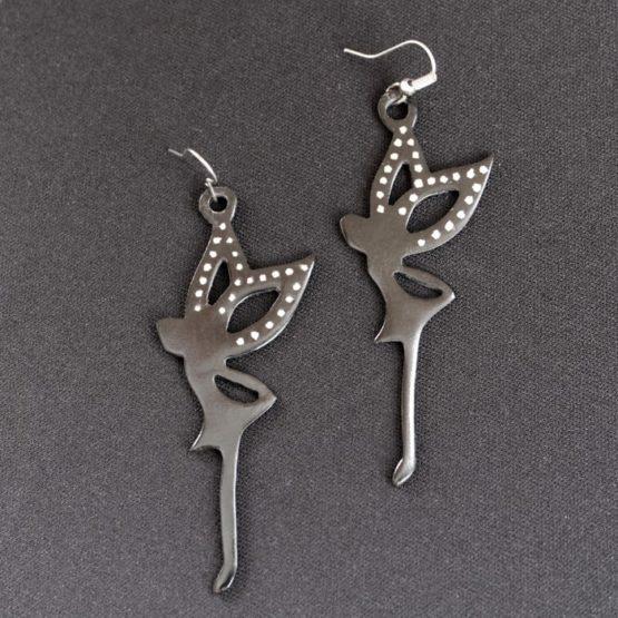 Bidriware Earrings Online 3