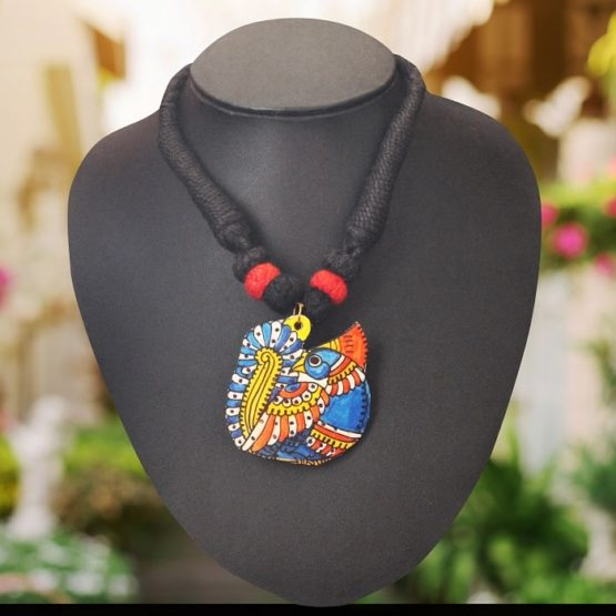 Peacock Pendent