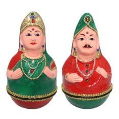 Thanjavur Bommai Doll 1