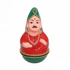 Thanjavur Bommai Doll 2
