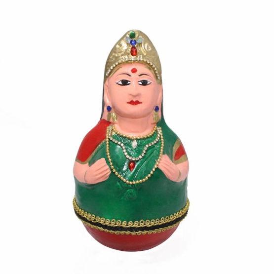 Thanjavur Bommai Doll 3