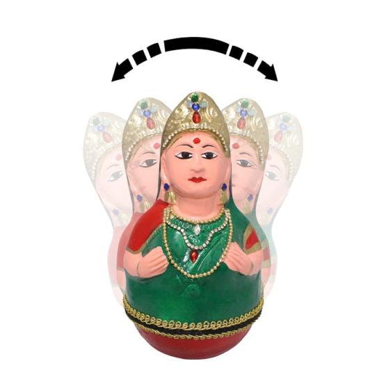Thanjavur Bommai Doll 5