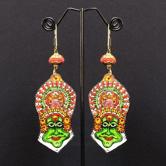 kathakali Traditional Earrings
