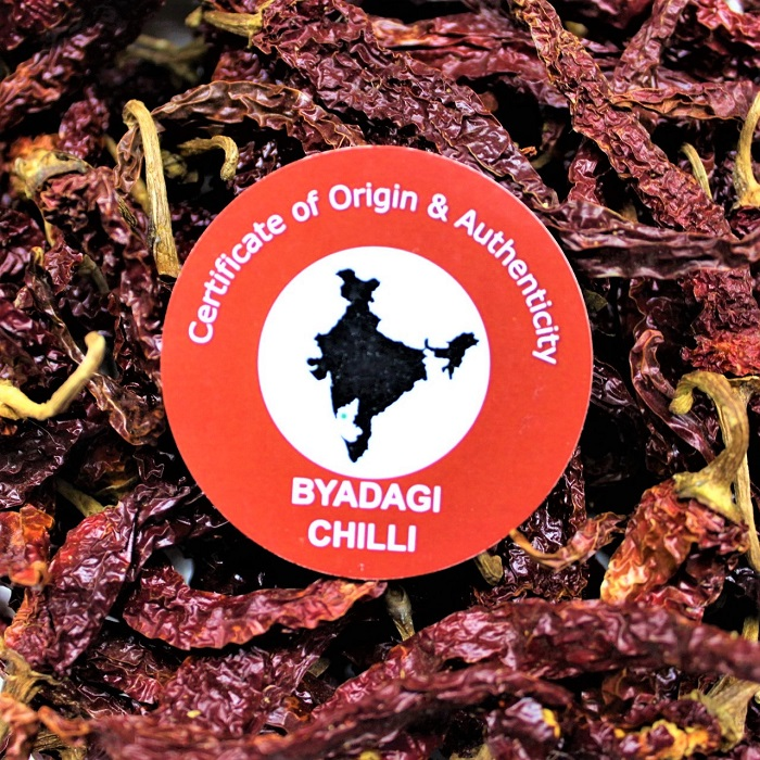 Byadgi Chilli