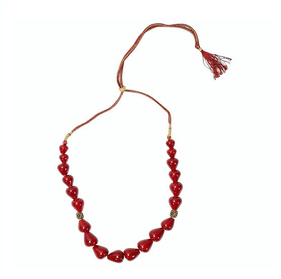 copy jewelry shop design coral party v african wedding connect making necklace for bridal set new cheap statement beads red