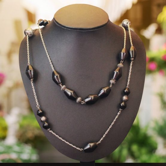 Channapatna Dholki Beads Necklace 1