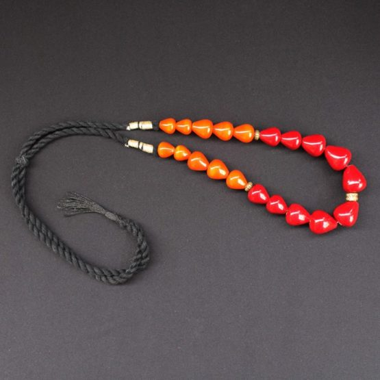 Channapatna Red Necklace 4