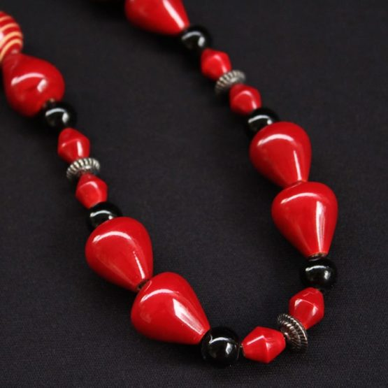 Channapatna Seed Bead Necklace Online 2