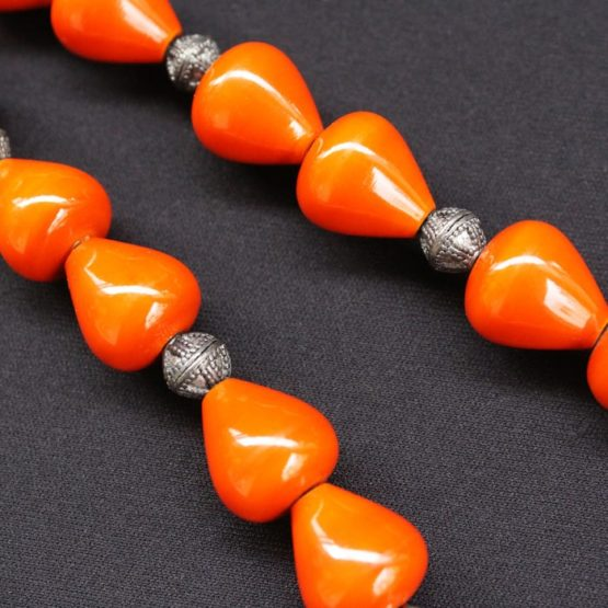 Channapatna Wooden Bead Necklace 3