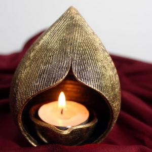 Villianur Terracotta Oil Lamp 2