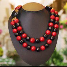 Channapatna Necklace - Gi Tagged 1