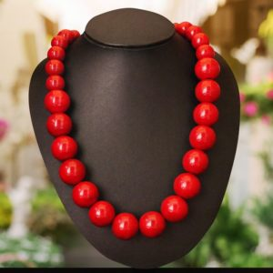 Traditional Wooden Jewellery 1