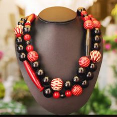 Traditional Wooden Jewellery - GI TAGGED 1