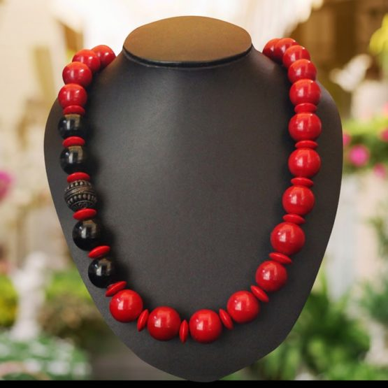 wooden Necklace online 1