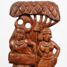 indian tribal wooden art - GiTAGGED (2)