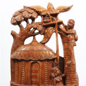 Bastar Wooden Craft Online (2)