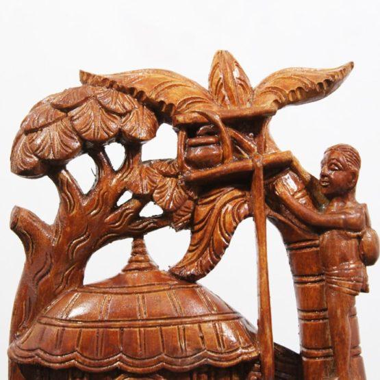 Bastar Wooden Craft Online (3)
