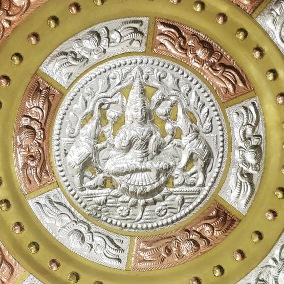 GiTAGGED Lakshmi Tri-Metal Art Online (1)