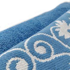 modern towels