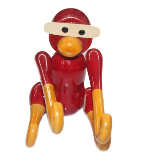Fallible Monkey Doll