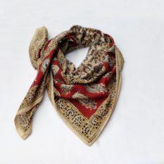 kalamkari scarf