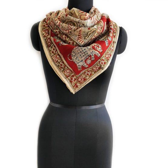 kalamkari fashions