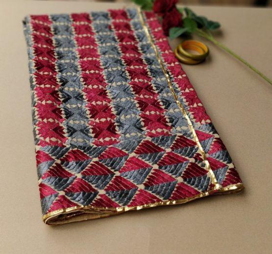 punjabi suit embroidery