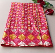 heavy dupatta designs