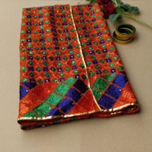 punjabi embroidery