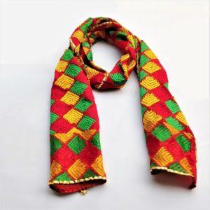 phulkari motifs