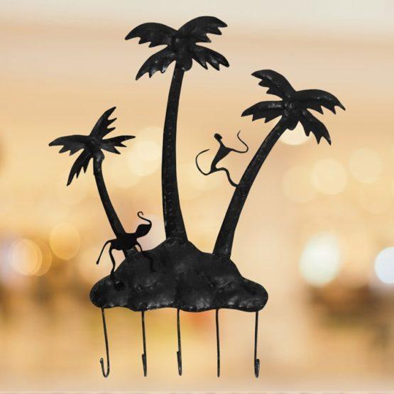 Bastar Iron Coconut Tree Hanger (1)
