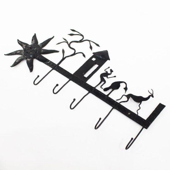 Bastar Iron Key Hanger Combo (4)