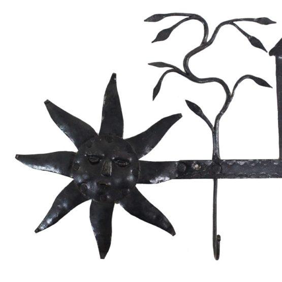 Bastar Iron Key Hanger Combo (6)