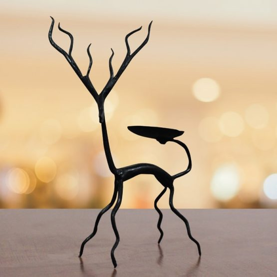 Deer Candle Stand - GiTAGGED (1)
