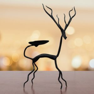 Deer Candle Stand - GiTAGGED (2)