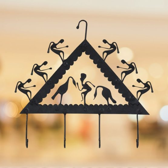 Iron Craft Tribal Dance Hanger (1)