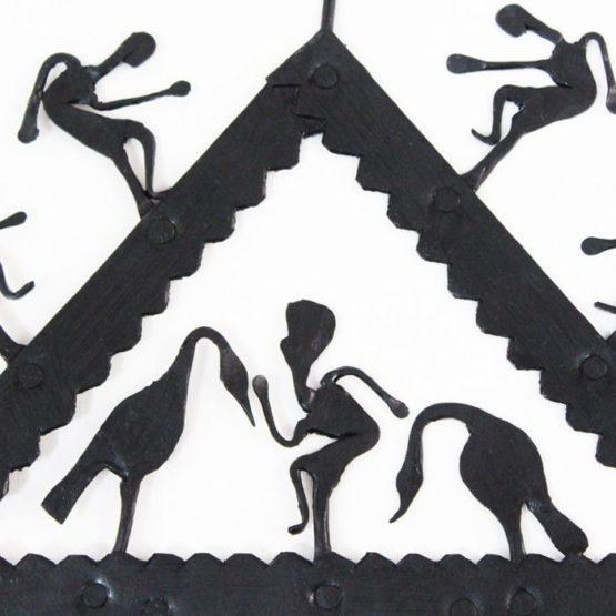 Iron Craft Tribal Dance Hanger (2)