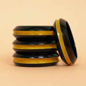 Wooden Bangles - Gi Tagged (2)
