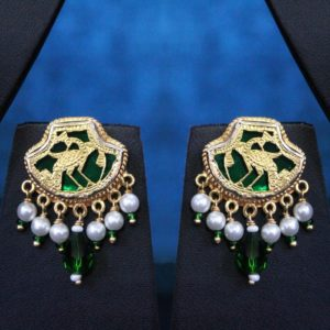 Green 23kt Gold Jewellery 2