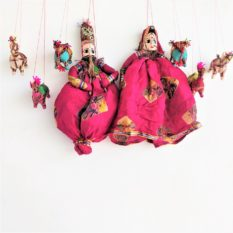 rajasthani puppet show