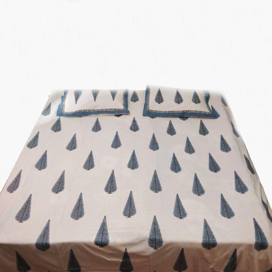 rajasthani cotton bed sheets